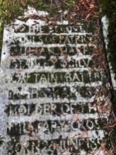 Stanley Ogilvy gravesite