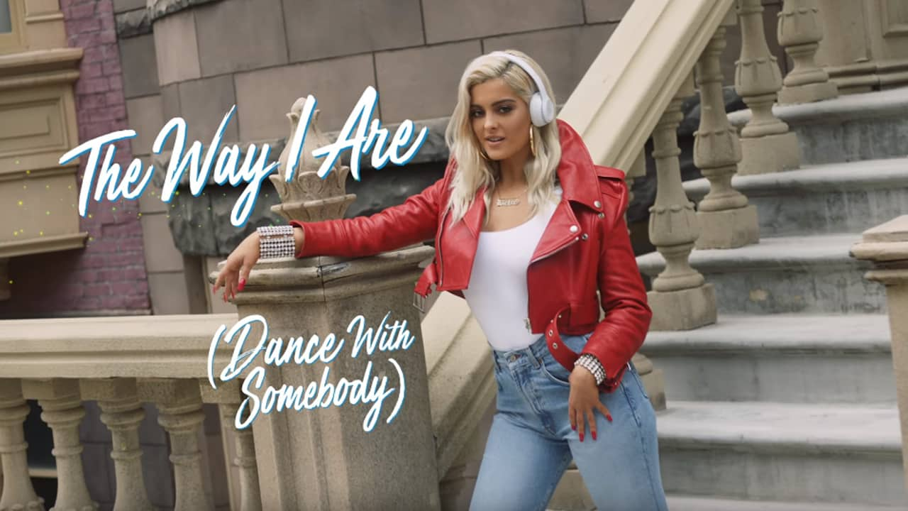 bebe rexha The Way I Are (Dance With Somebody)