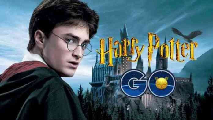 Harry Potter:Go