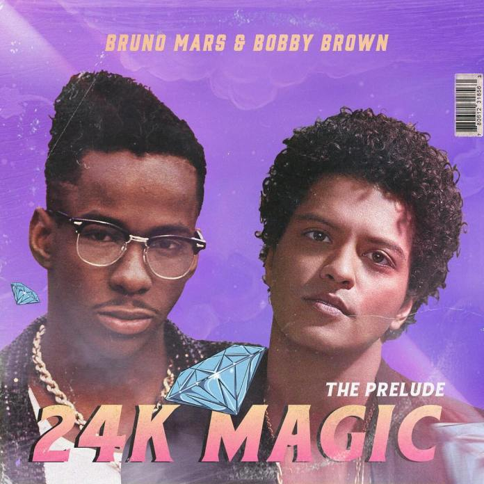 Bruno Mars & Bobby Brown Our Own 24K Magic