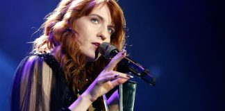 "Florence and the Machine - ""Silver Springs"""