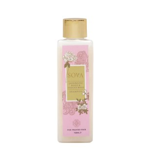 SOVA JATAMANSI ROOT & INDIAN ROSE SHAMPOO FOR TREATED HAIR - 100 mL