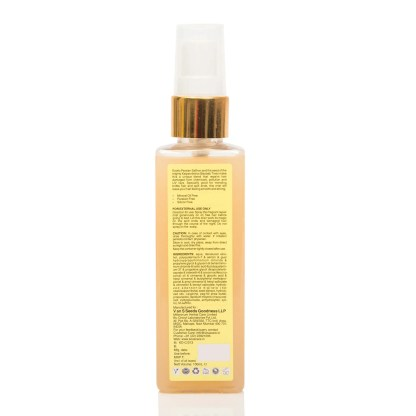 SOVA SAFFRON & KALPAVRIKSHA SEED OVERNIGHT HAIR REPAIR MIST FOR ALL HAIR TYPES