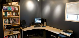 New Office almost done!
