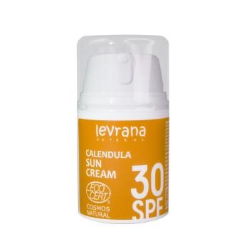 Солнцезащитный крем для лица и тела Календула 30 SPF, 50 мл.