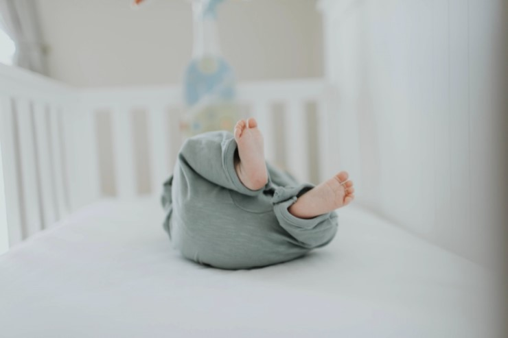 Fagartikel: Søvntræning kan øge risikoen for vuggedød