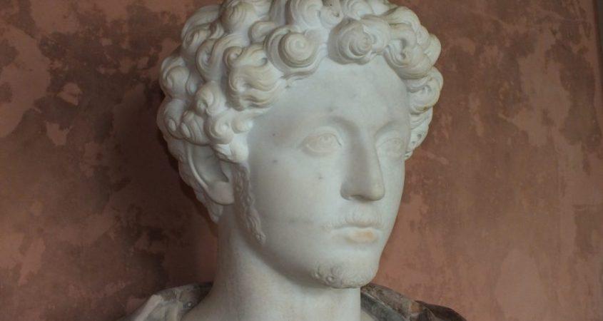 Young Marcus Aurelius