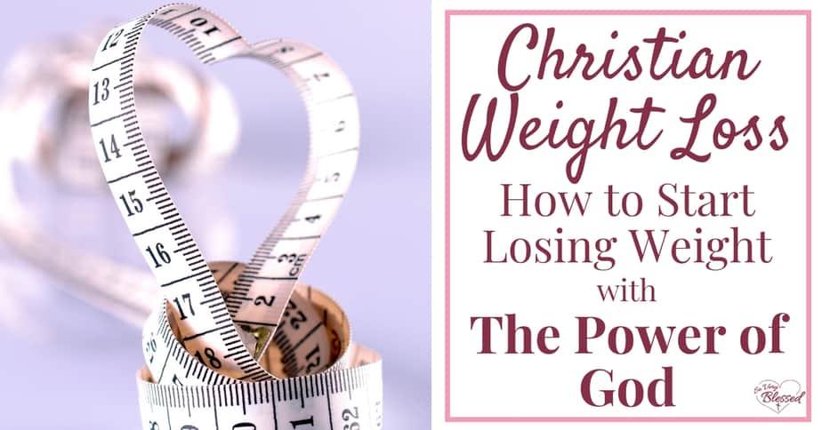 diet plan for christians
