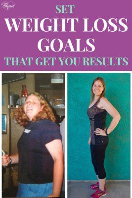 Smart Goals For Weight Loss