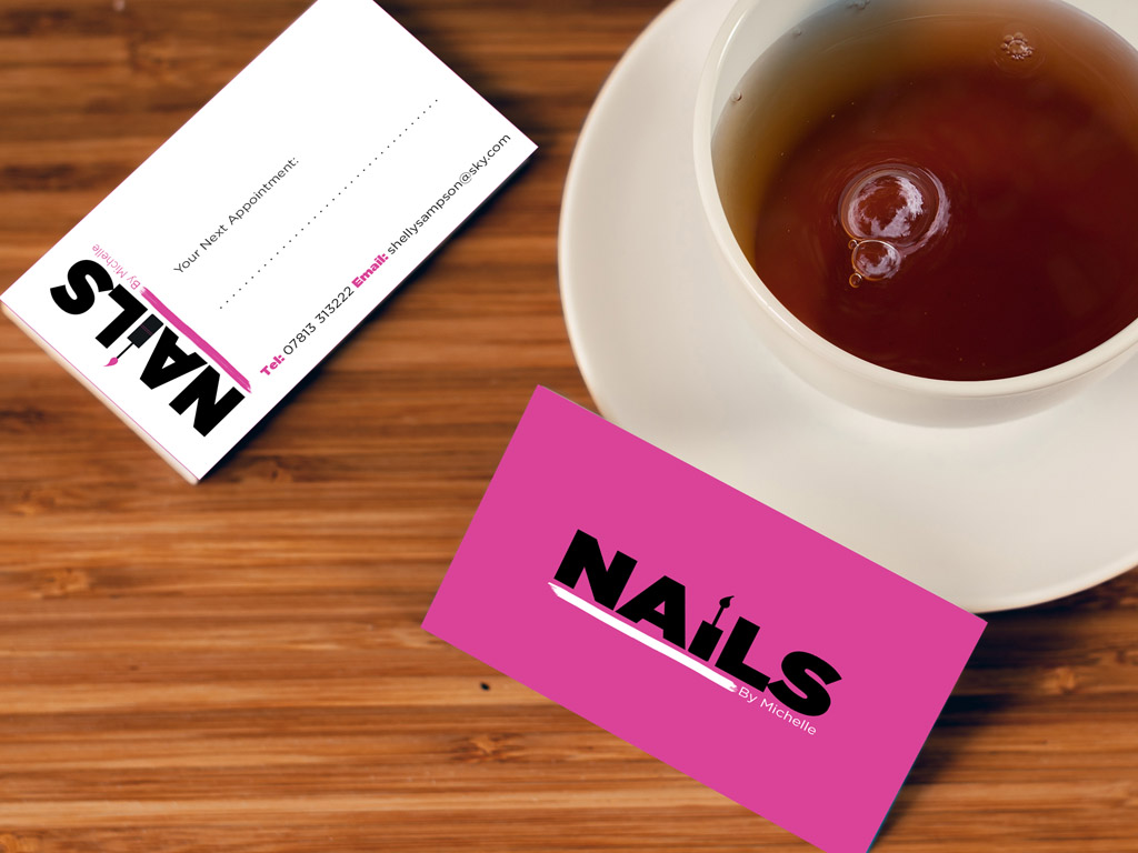 Business Cards - Design & Production