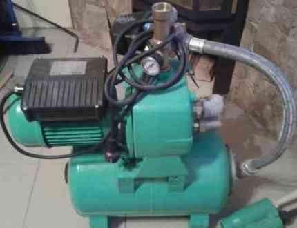 Brønnen pumpe elektrisk hekte