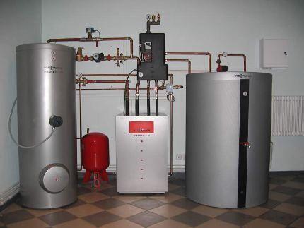 Gebruik gas voor thuisverwarming