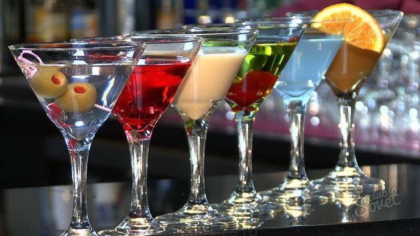 Kombinacija Martinija sa drugim pićima