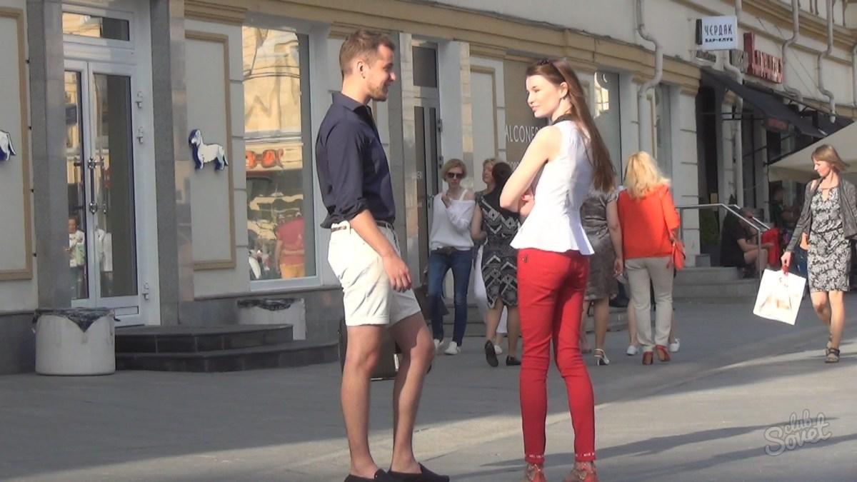 смотреть съем девушек на улицах