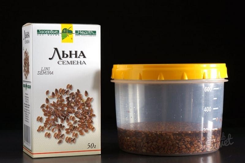 Льняное масло натощак для похудения