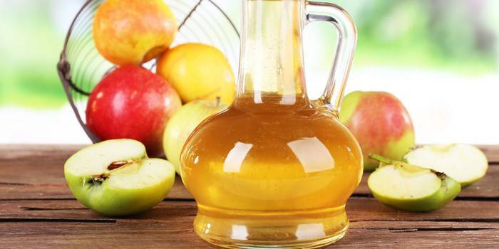 How to dilute apple cider vinegar for rubdowns
