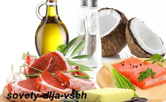 белковая диета виды