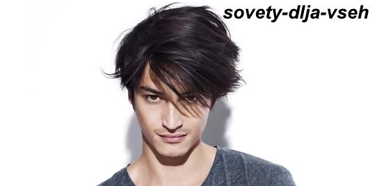Mr.Cool причёска для мужчин