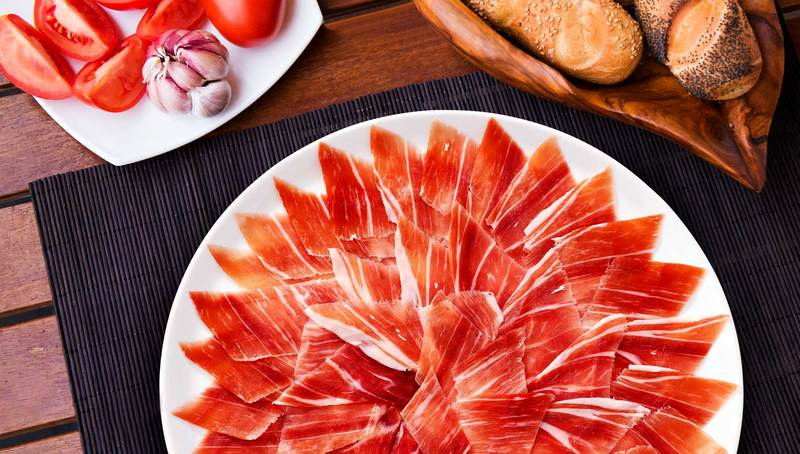 Jamon at home recipe