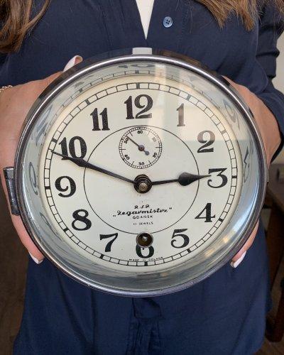 Horloge Marine Polonaise – URSS Gdansk