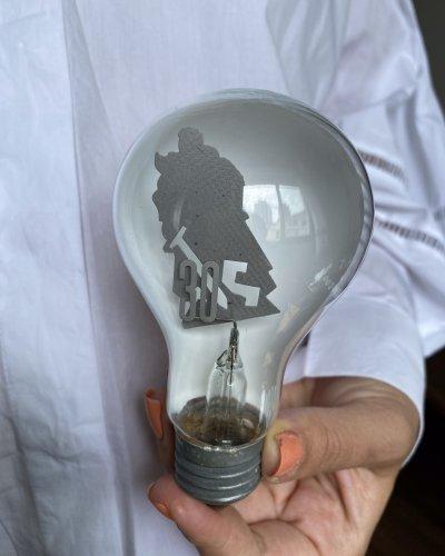 Ampoule de Propagande Soviétique – Jubilé – 30 Ans victoire – 1945 – 1975