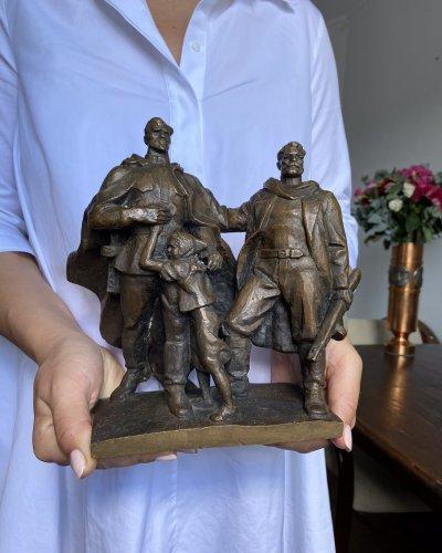 Bronze Soviétique – WW2 – 9KG