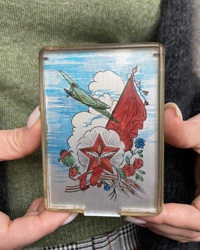 Boîte Hygiène URSS – RKKA – WW2