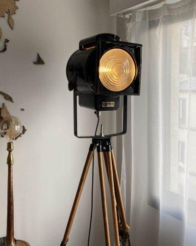 Projecteur Cinéma Soviétique – Ministère de la Culture 1967