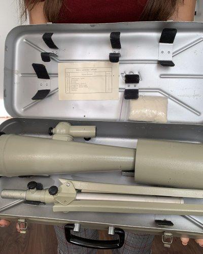 Optique Stand Tir – Observation – Soviétique ZRT457