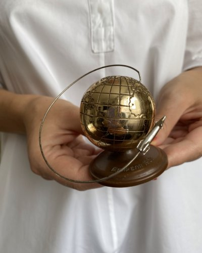 Globe Souvenir Conquête Spatiale URSS – Vostok