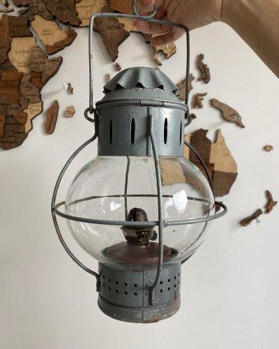 Lampe Globe – Marine Soviétique – Kérosène