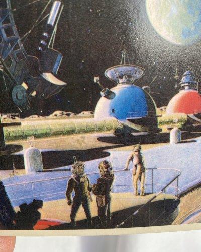 Lot de 16 Cartes postale – Conquête Spatiale URSS – 1976