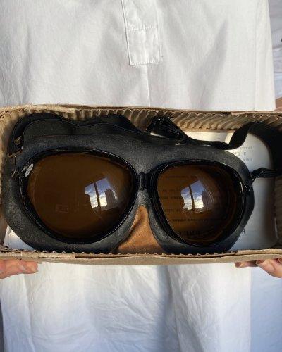 Lunette Pilote Chasse Soviétique – Neuve Boîte