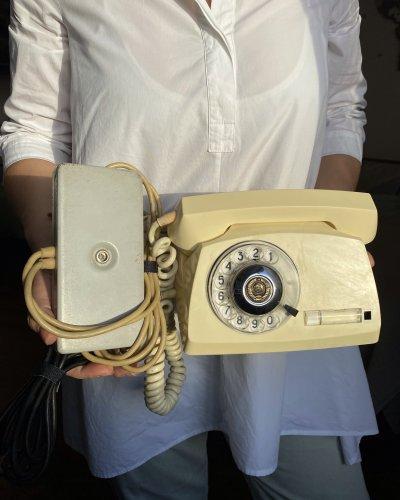 Téléphone Communications Secrètes URSS – KGB