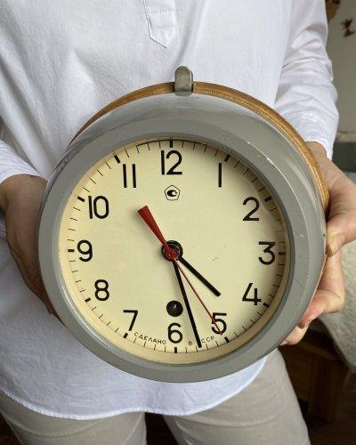 Horloge Marine Soviétique – 1990 – Komintern