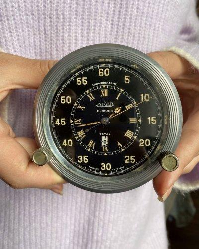 Horloge Jaeger – Chronographe – Duesenberg – 8 Jours – A147