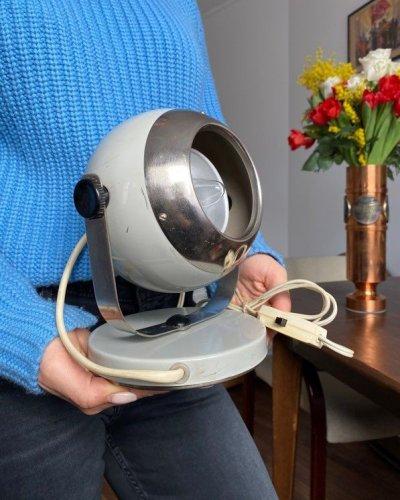 Lampe de Table Soviétique Vintage
