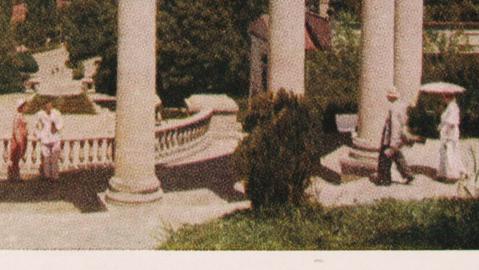 Kislowodsk 1954 - Detail