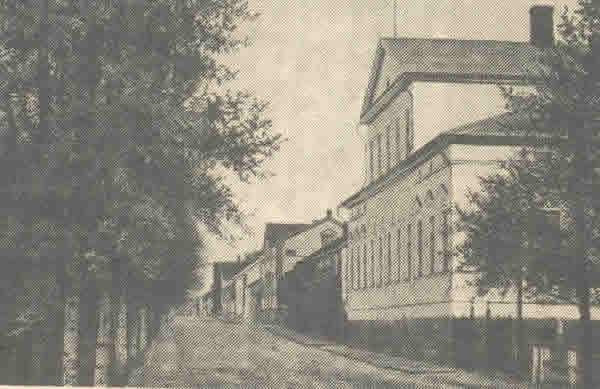 11 Raahen Rantakatu 1932