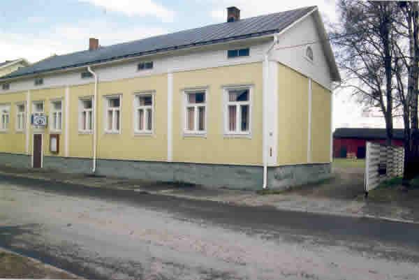 13 Junneliuksen talo