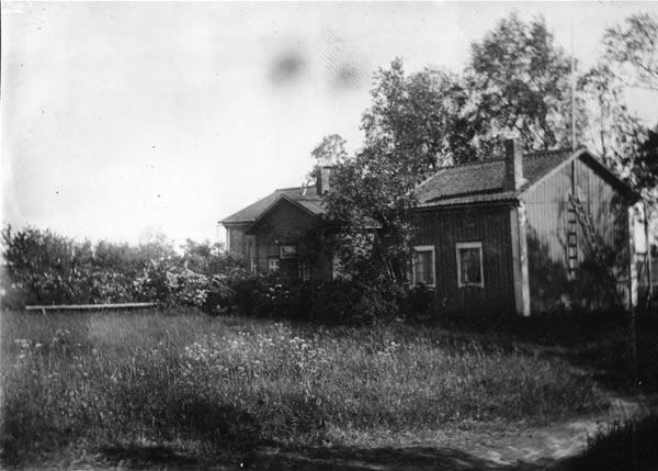 Fredriksberg pihapuoli