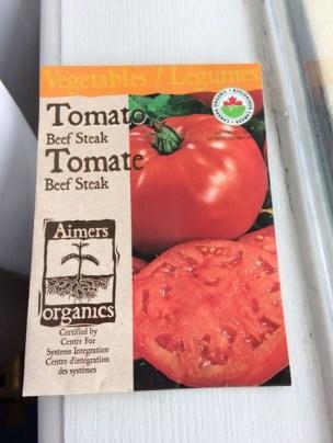 Tomato - Beef Steak Packet