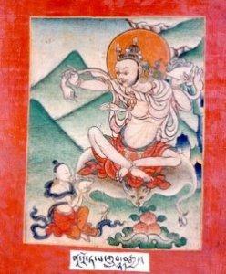 pratica del  Mantra delle DAKINI