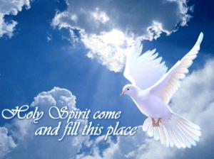 promised Holy Spirit