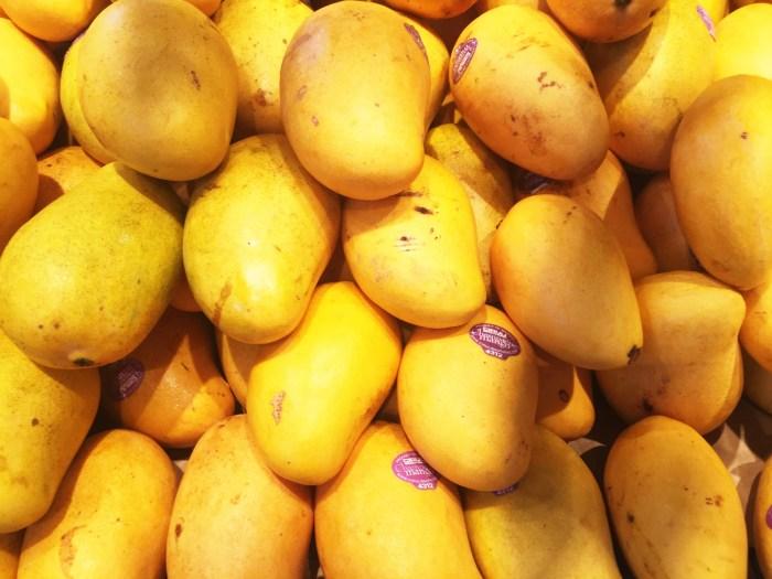 美味しいマンゴーの見分け方