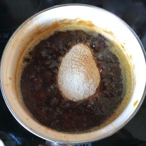 完熟梅ジャムの作り方簡単で美味しい9