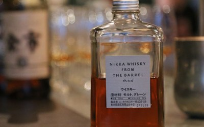 Fiche Dégustation Cédric : Nikka From The Barrel