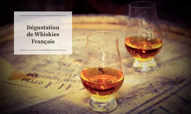 Dégustation de Whisky – Whisky français Emile & Marguerite