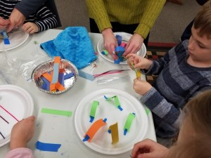 Kids' STEM Workshop: Marble Maze (Push and Pull Physics