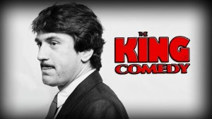 The King of Comedy - Banner